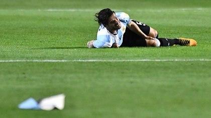 Gago todavía no volvió a jugar desde su lesión en octubre del año pasado y es casi un hecho que ya no será tenido en cuenta (Amilcar Orfali)