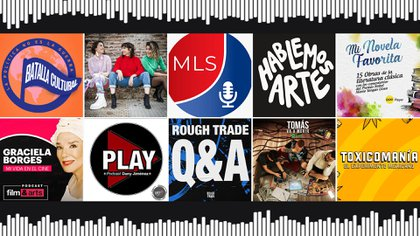 La vida en podcast: abril