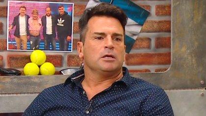 Pablo Cavallero, ex arquero de la Selección