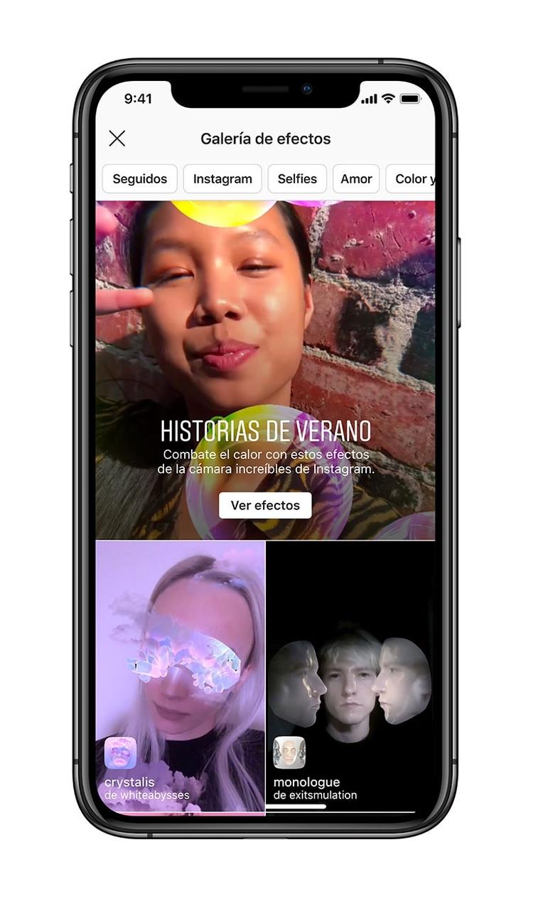 Ahora cualquier usuario podrá presentar sus filtros personalizados.