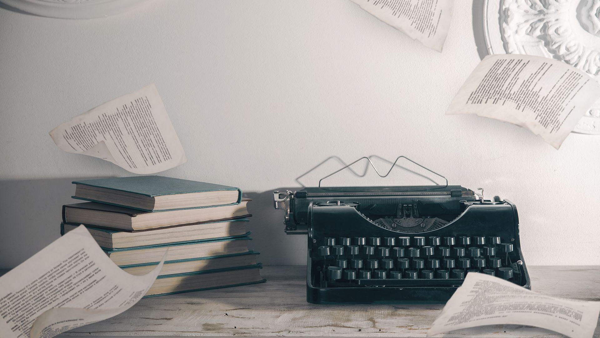 escritura literatura escritor