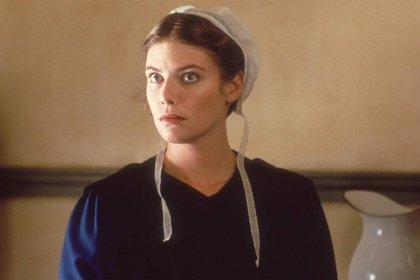 """Kelly Mc Gillis en """"Testigo en Peligro"""", película de 1985 (IMDb)"""