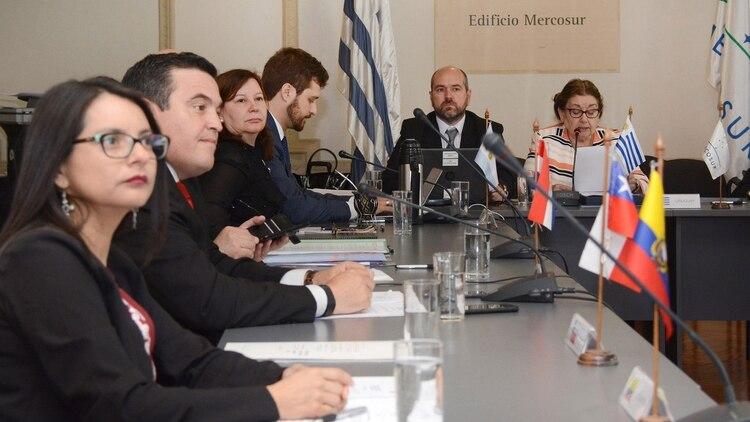 El acuerdo se firmó en Montevideo