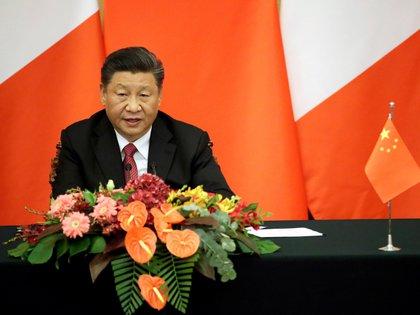 El presidente de China, Xi Jinping. EFE/EPA/JASON LEE/Archivo