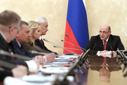 El primer ministro ruso, Mikhail Mishustin (Sputnik/Dmitry Astakhov/Pool via REUTERS)