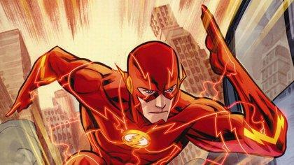 Barry Allen, convertido en Flash, cuenta con una extensa lista de poderes