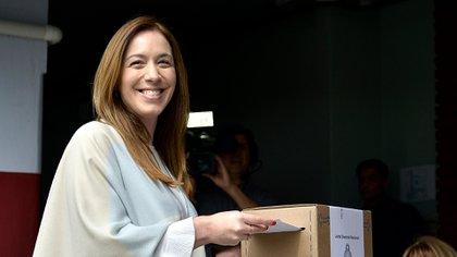 María Eugenia Vidal, gobernadora de la provincia de Buenos Aires