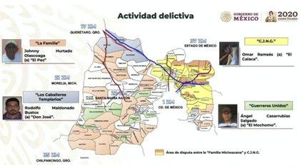 En lo que va del año, se han denunciado 2,400 casos de narcomenudeo en la entidad federativa (Foto: Gobierno de México)