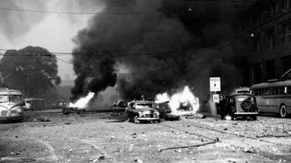 El saldo de la cruenta jornada fue de al menos 364 muertos y más de mil heridos