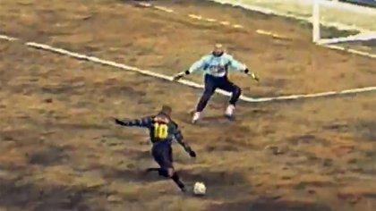 El día que Ronaldo brilló en el barro: el video de la mágica actuación del brasileño en Rusia que se hizo viral