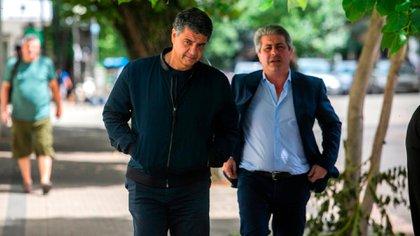 Jorge Macri es uno de los promotores de la construcción del espacio interno (Santiago Salva)