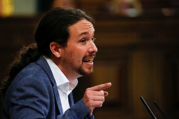 El líder de Podemos, Pablo Iglesias (REUTERS/archivo)