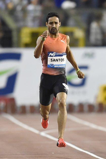 Medalla de plata en 2012 y medalla de oro en los Panamericanos del 2015(AFP)