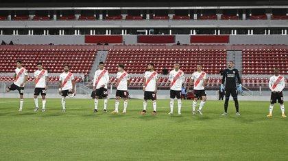 River-Liga de Quito, duelo por la Copa Libertadores que se jugó en el estadio de Independiente