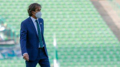 Guillermo Almada anotó que tendrá posibles ausencias para este partido (Foto: Cortesía/ Club Santos)