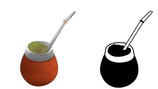 El emoji del mate está entre 104 finalistas, y podría ser incorporado el año próximo