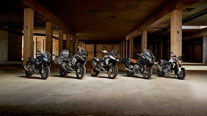 Las motos GS representan el 50% de las operaciones de la marca alemana