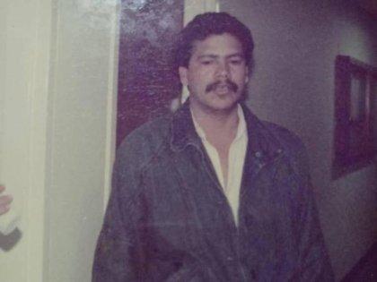 Hernando Jiménez a sus 29 años de edad. Foto: Archivo Familiar.