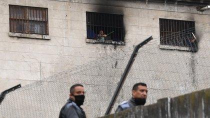 Ibars, condenado a 7 años por violación, volverá a cumplir su condena a la cárcel (Maximiliano Luna)