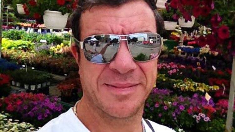 Gonzalo Rigoni, dueño del salón Xanadú.