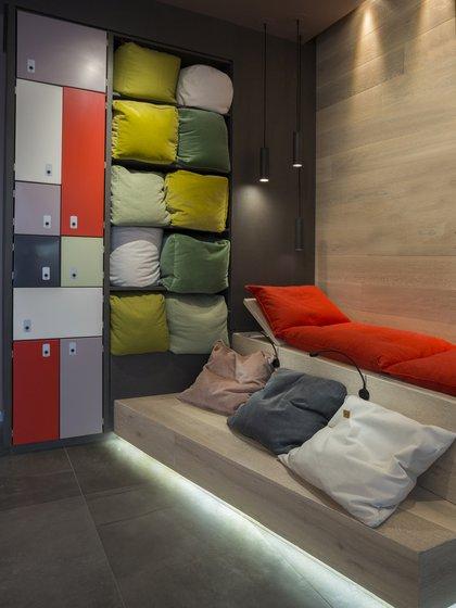 De esta manera, Casa FOA propone en su edición 2017 una integración casi completa de la vivienda con el espacio de trabajo
