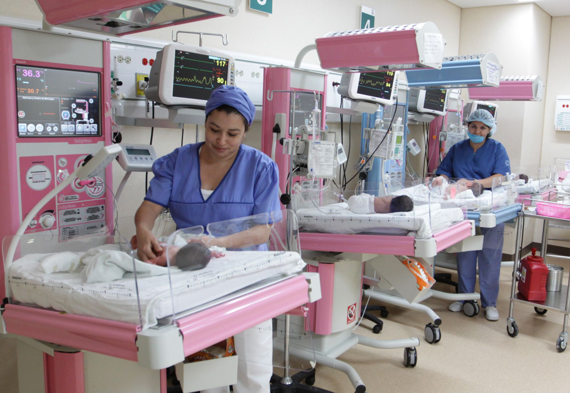 Se estima que nacen por año en la Argentina con PKU entre 50 y 70 niños, con una relación de un caso cada 15 mil nacidos vivos, por lo que la presentarían actualmente entre 600 y 700 personas en nuestro país -  FOTO: IMSS /CUARTOSCURO.COM