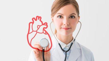 """""""Cualquier secuela cardíaca que persista semanas o meses después de la infección es claramente preocupante, y se está viendo más evidencia de ello"""" (Shutterstock)"""