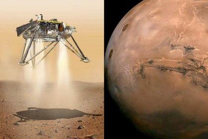 Cada vez más robots llegan a Marte en un intento de saber más sobre sus condiciones de habitabilidad