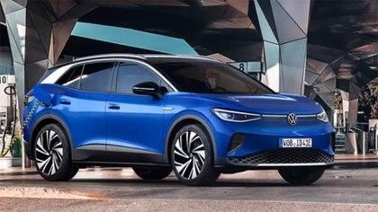 El ID.4, el modelo eléctrico con el que Volkswagen fabricará y venderá en EEUU para competir con Tesla