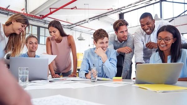 El experimentó aumentó el nivel de satisfacción laboral de los empleados. (Getty)