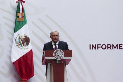 El presidente López Obrador no ha recobrado popularidad en ninguna semana de este año (Foto: AP / Eduardo Verdugo)