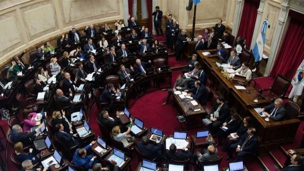 El senado debatirá el aborto el 8° de agosto