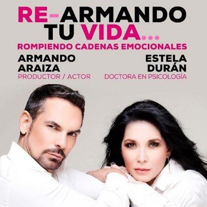 Estela Durán y Armando Araiza presentan un taller sobre salud mental