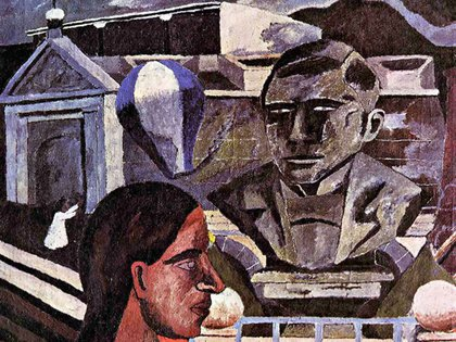 Homenaje a Benito Juaréz, 1932 (Foto: Museotamayo.org)