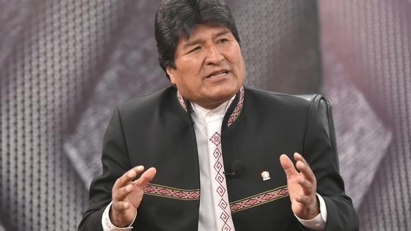 El presidente Evo Morales dio nuevo impulso al reclamo por la salida al mar (Reuters)