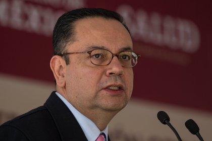 Germán Martínez renunció por estar inconforme con el recorte presupuestal al IMSS  (Foto: Cuartoscuro)