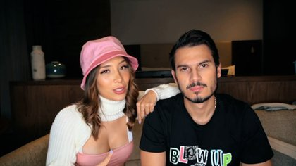 Luisa Fernanda W revela cómo ha sido su convivencia con el cantante Pipe Bueno