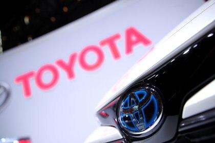 Los nombres de los modelos de Toyota derivan de varios lados (Reuters/ Denis Balibouse)