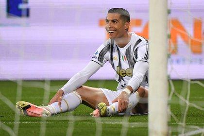 Cristiano Ronaldo cobra más de 30 millones de euros en la Juventus (Reuters)