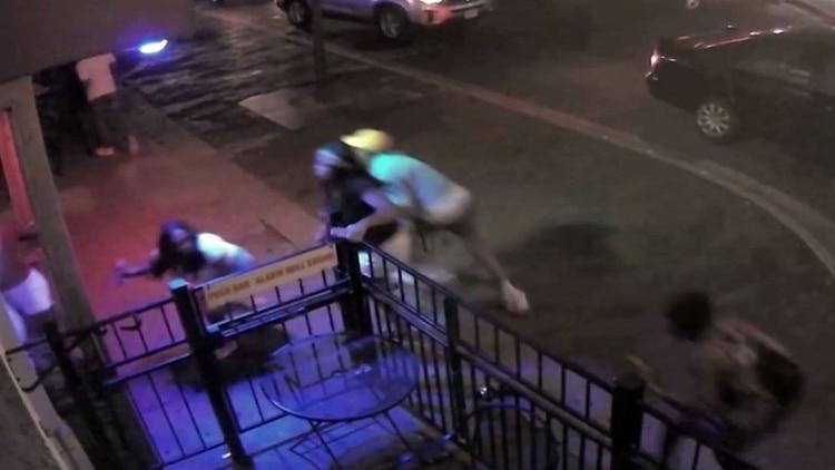 Policía de Ohio derriba al tirador (Foto: Archivo)
