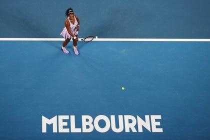 Serena Williams quiere volver a celebrar en Australia (Reuters)