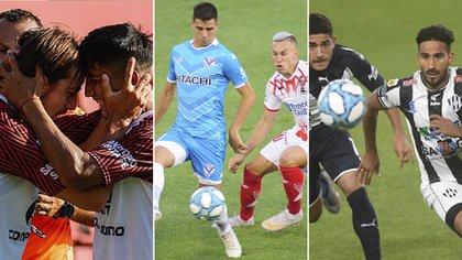 Colón-Defensa y Justicia, Huracán-Vélez e Independiente-Central Córdoba, los duelos del sábado en la Copa de la Liga Profesional