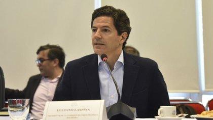 El diputado de JxC Luciano Laspina objetó el artículo 11 de la norma