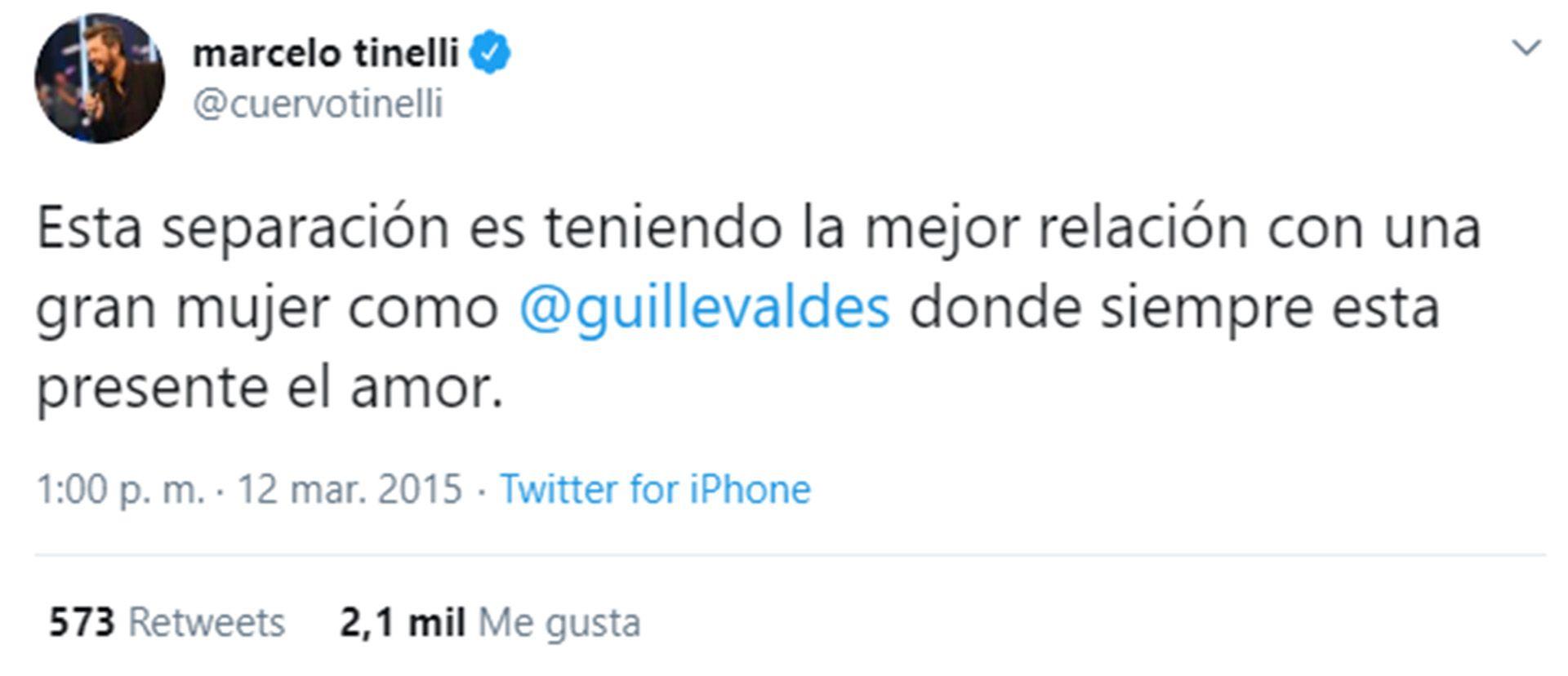 Tuit Tinelli - Valdes