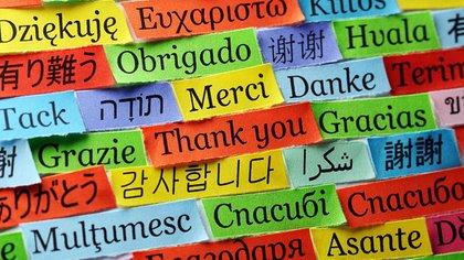 En cualquier idioma, en cualquier religión, en cualquier lugar del mundo, dar las gracias es un buen ejercicio para la salud(iStock)