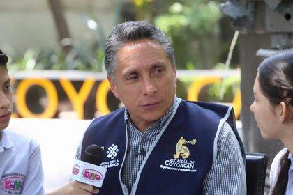 El alcalde de Coyoacán, Manuel Negrete decidió dejar el campo para entrar en la esfera política (Foto: Twitter)