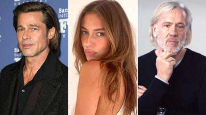 Brad Pitt tiene una relación con Nicole Poturalsk, que está casada con el empresario Roland Mary