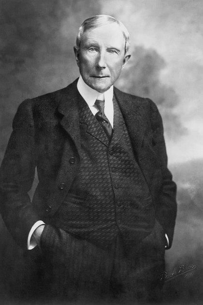 El magnate del petróleo, John D. Rockefeller, se convirtió en un gran filántropo en la segunda etapa de su vida, marcando un rumbo para los megamillonarios.