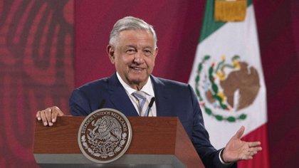 López Obrador no espera obstáculos para que la Suprema Corte apruebe la consulta. (Foto: Presidencia de México)