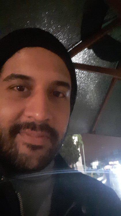 Bruno Valdez vive en Yerba Buena y tiene 24 años